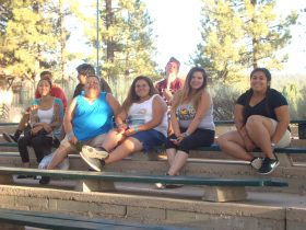 Youth at Big Bear