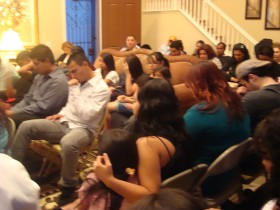 Youth Home Meeting